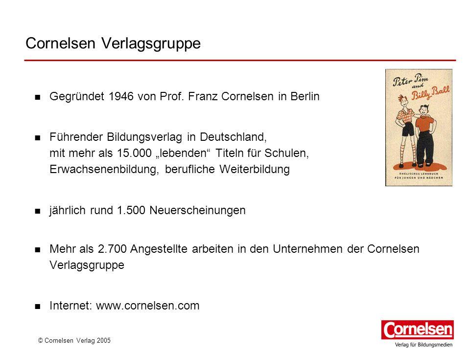 Cornelsen Verlagsgruppe