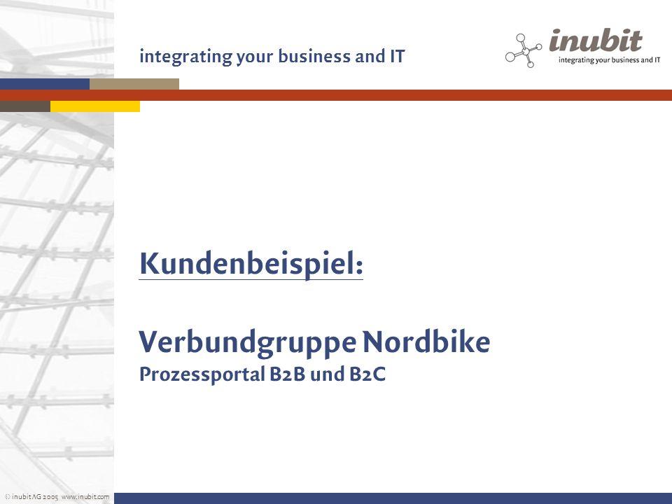 Kundenbeispiel: Verbundgruppe Nordbike Prozessportal B2B und B2C