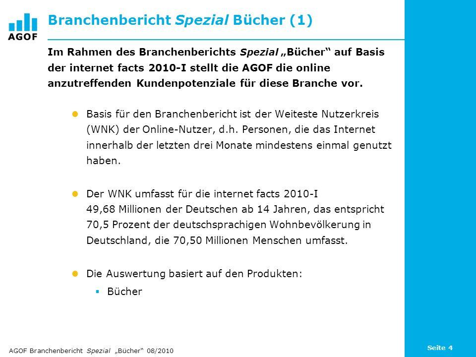 Branchenbericht Spezial Bücher (1)