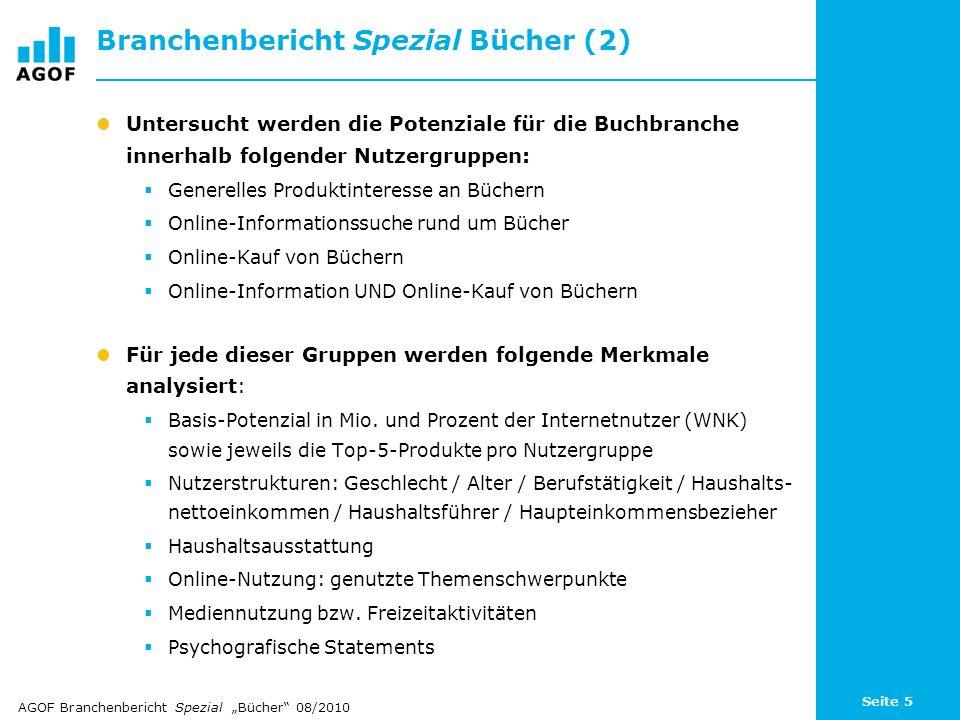 Branchenbericht Spezial Bücher (2)