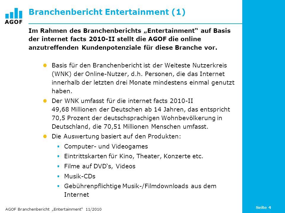 Branchenbericht Entertainment (1)