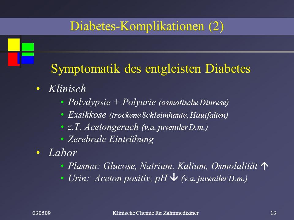Diabetes-Komplikationen (2)