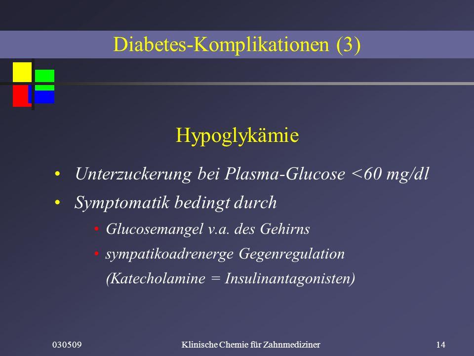 Diabetes-Komplikationen (3)