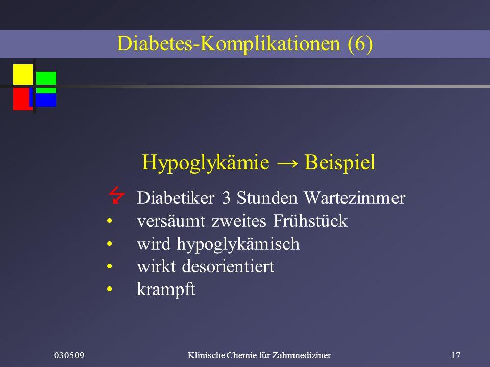 Diabetes-Komplikationen (6)