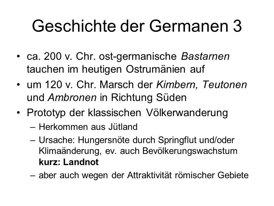Geschichte der Germanen 3