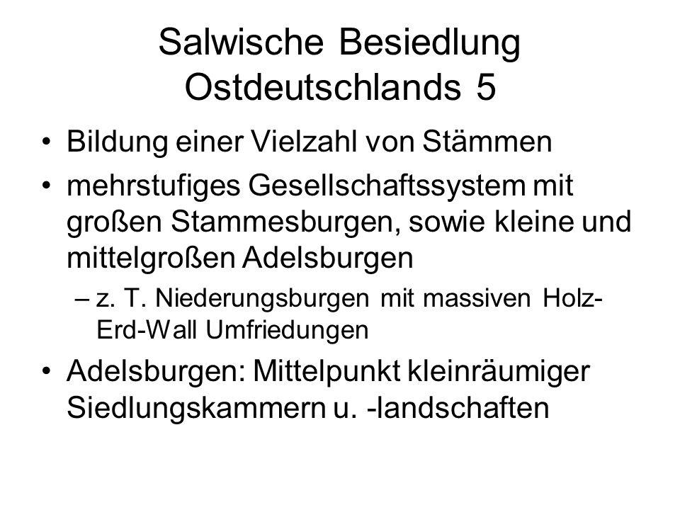 Salwische Besiedlung Ostdeutschlands 5