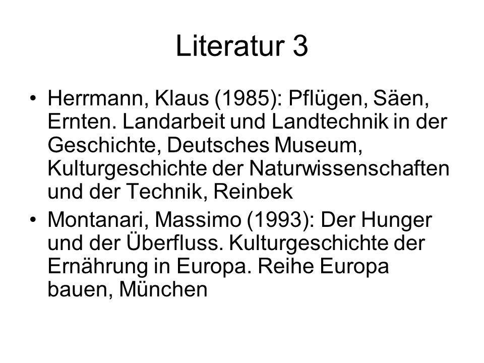 Literatur 3