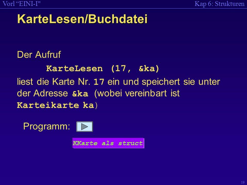 KarteLesen/Buchdatei