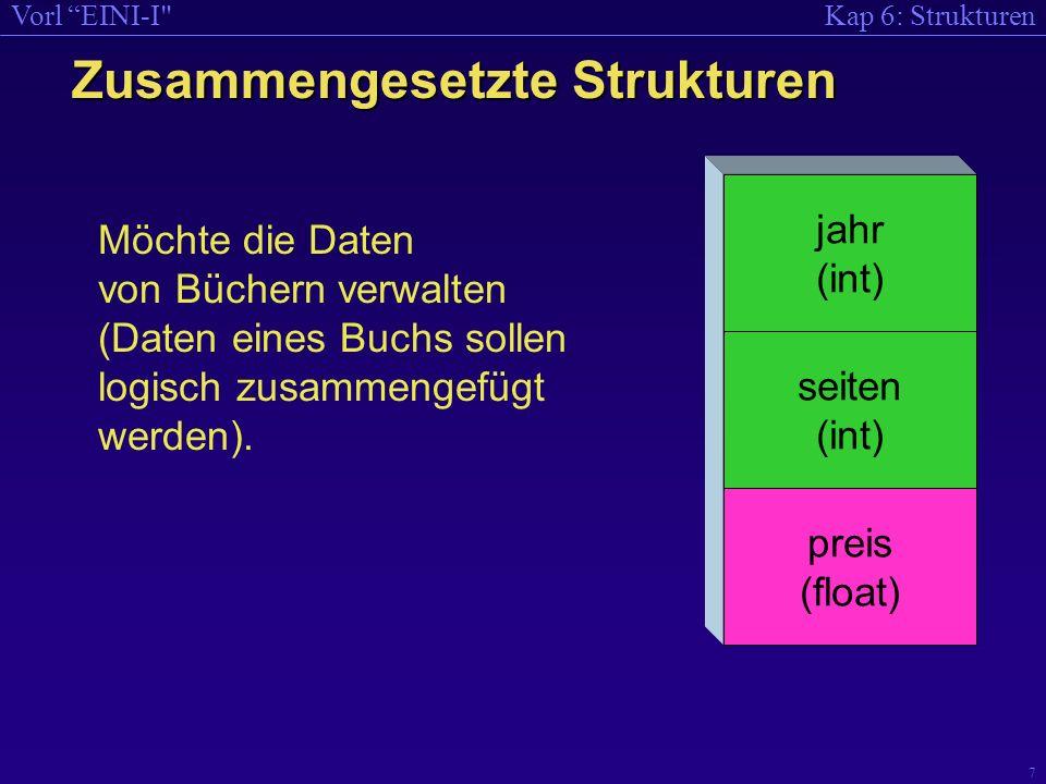 Zusammengesetzte Strukturen