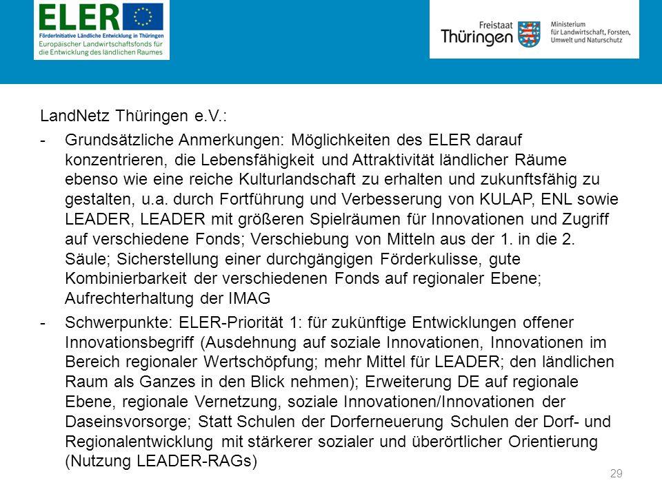 LandNetz Thüringen e.V.: