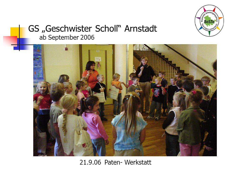 """GS """"Geschwister Scholl Arnstadt"""
