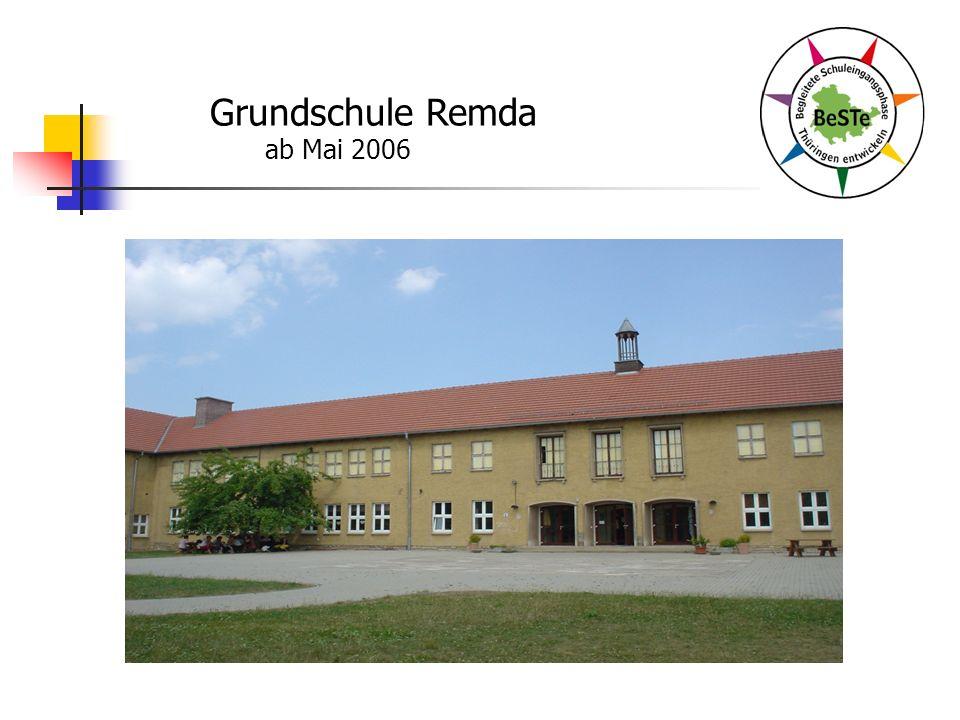 Grundschule Remda ab Mai 2006