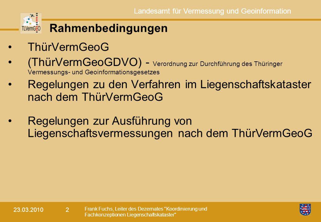 ThürAPA – Thüringer Aufnahmepunktanweisung
