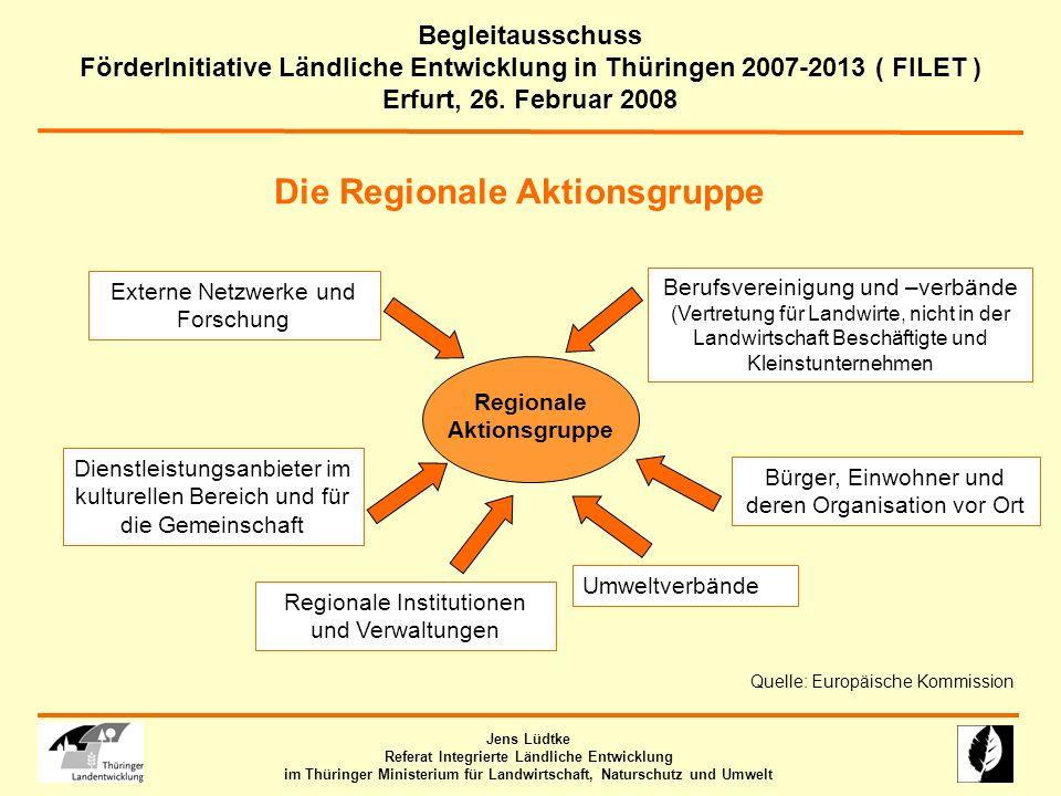 Regionale Aktionsgruppe