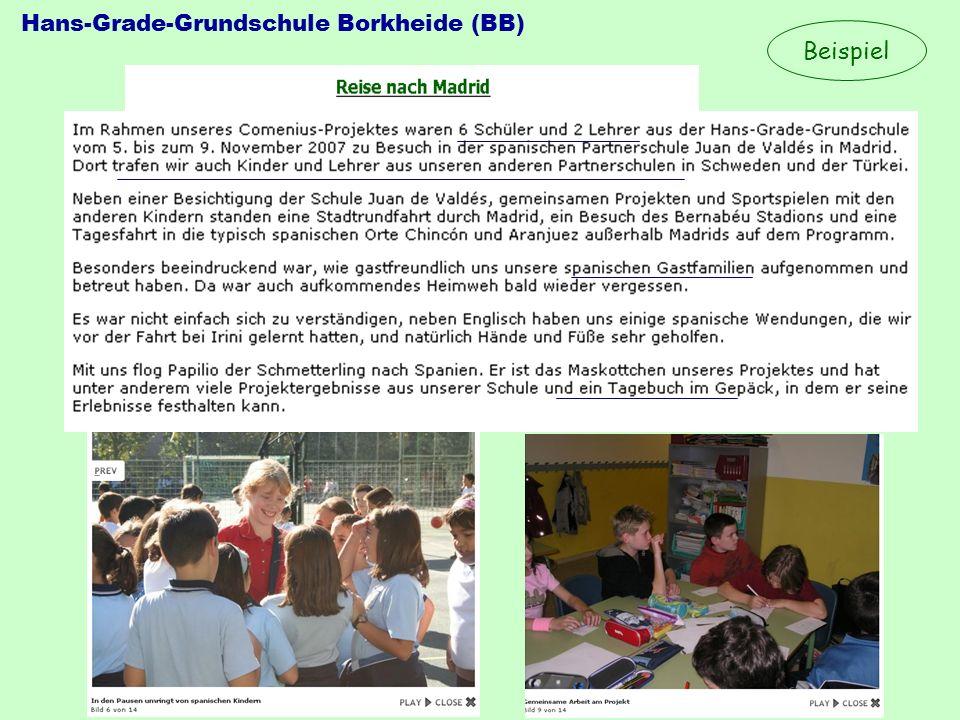 Hans-Grade-Grundschule Borkheide (BB)