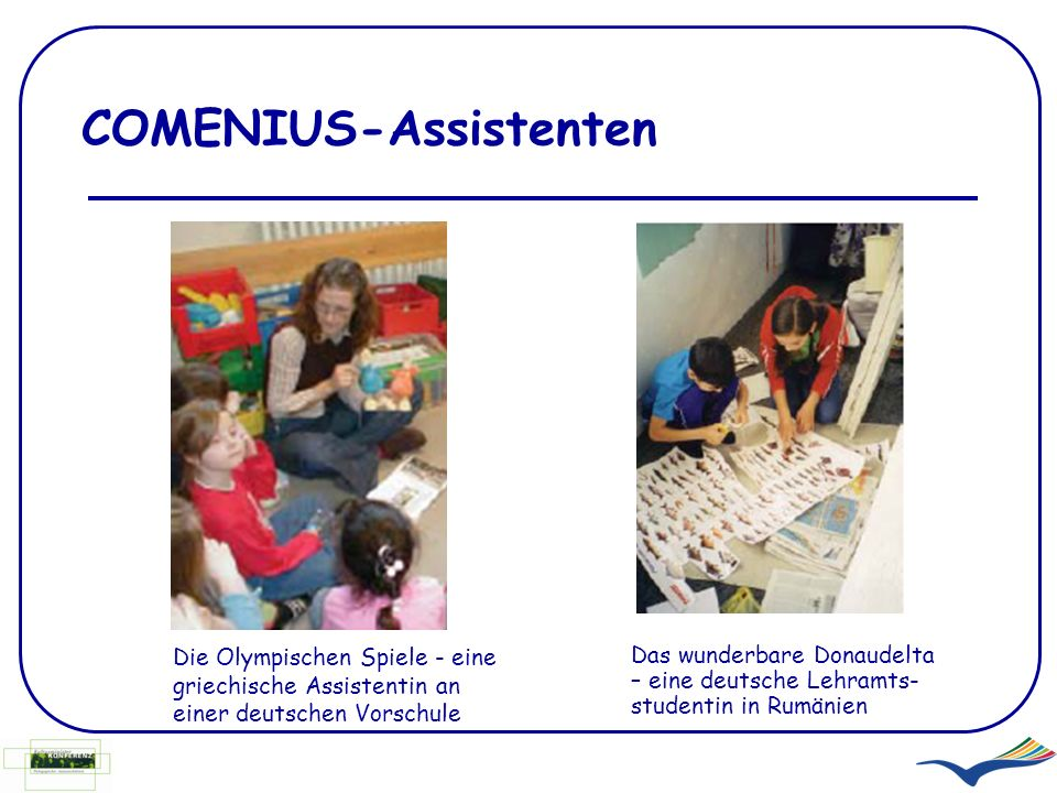COMENIUS-Assistenten