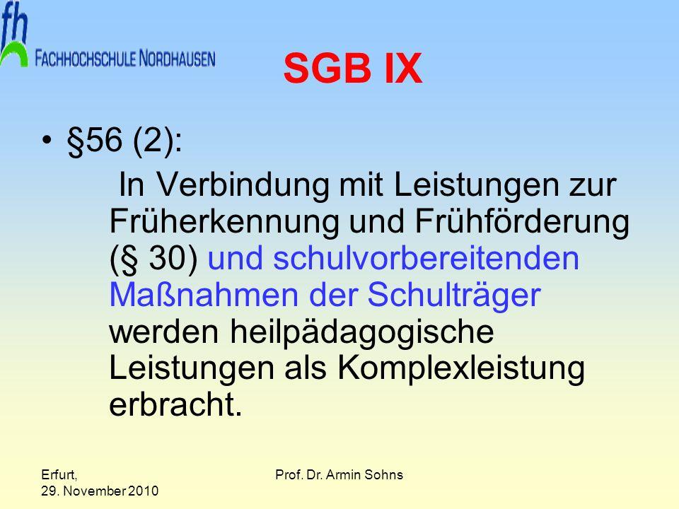 SGB IX §56 (2):