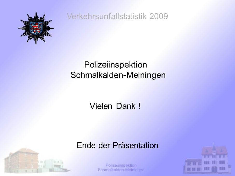 Polizeiinspektion Schmalkalden-Meiningen Vielen Dank !