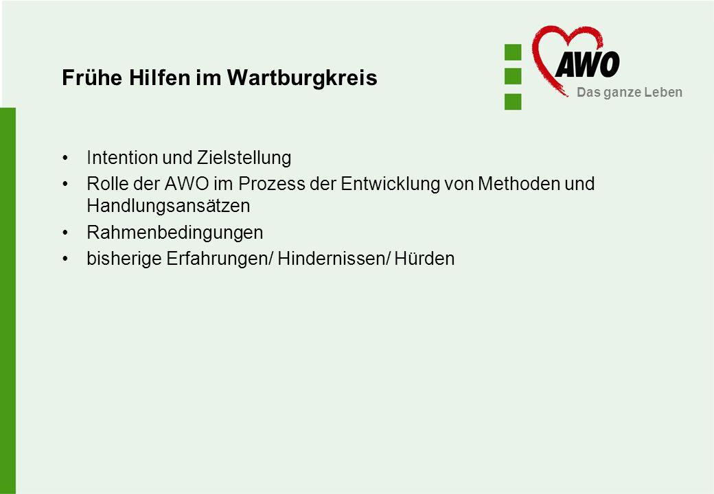 Frühe Hilfen im Wartburgkreis