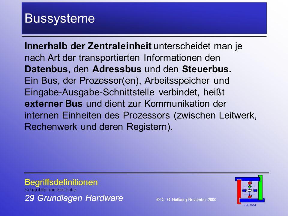 Bussysteme