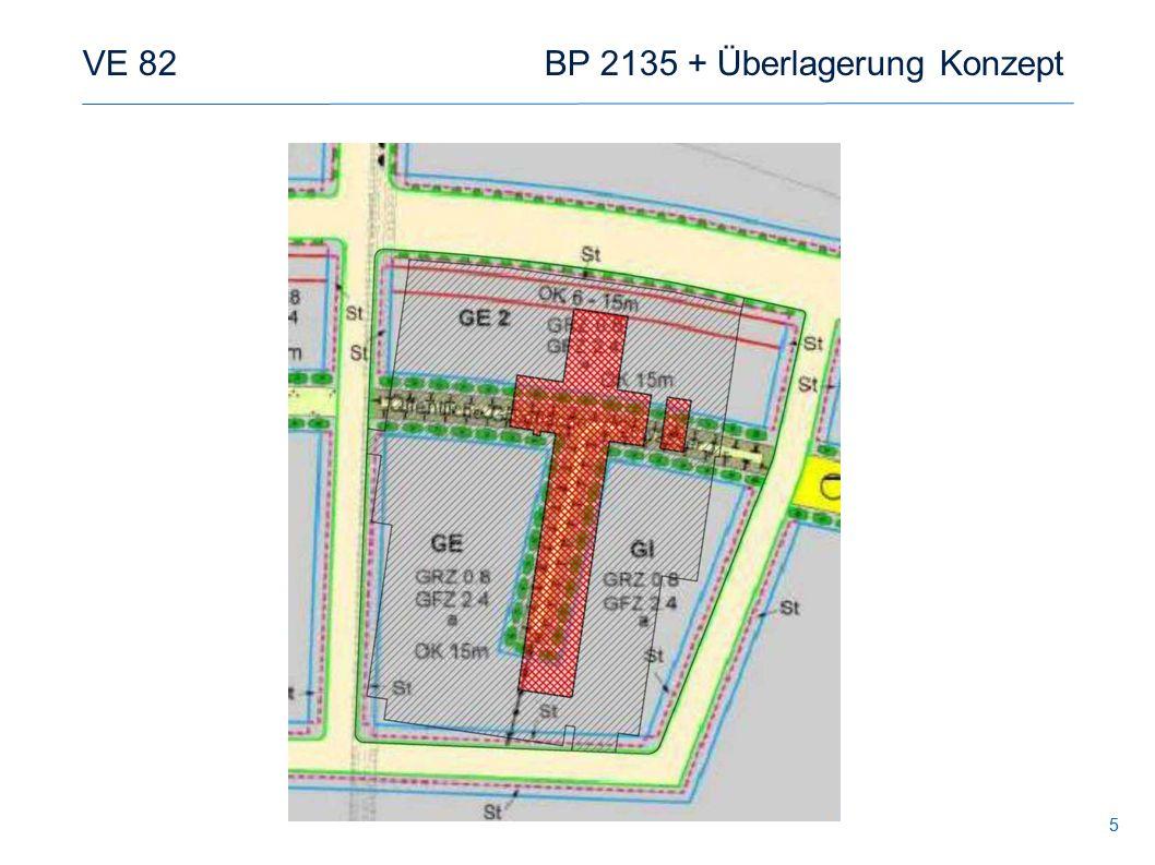 VE 82 BP 2135 + Überlagerung Konzept