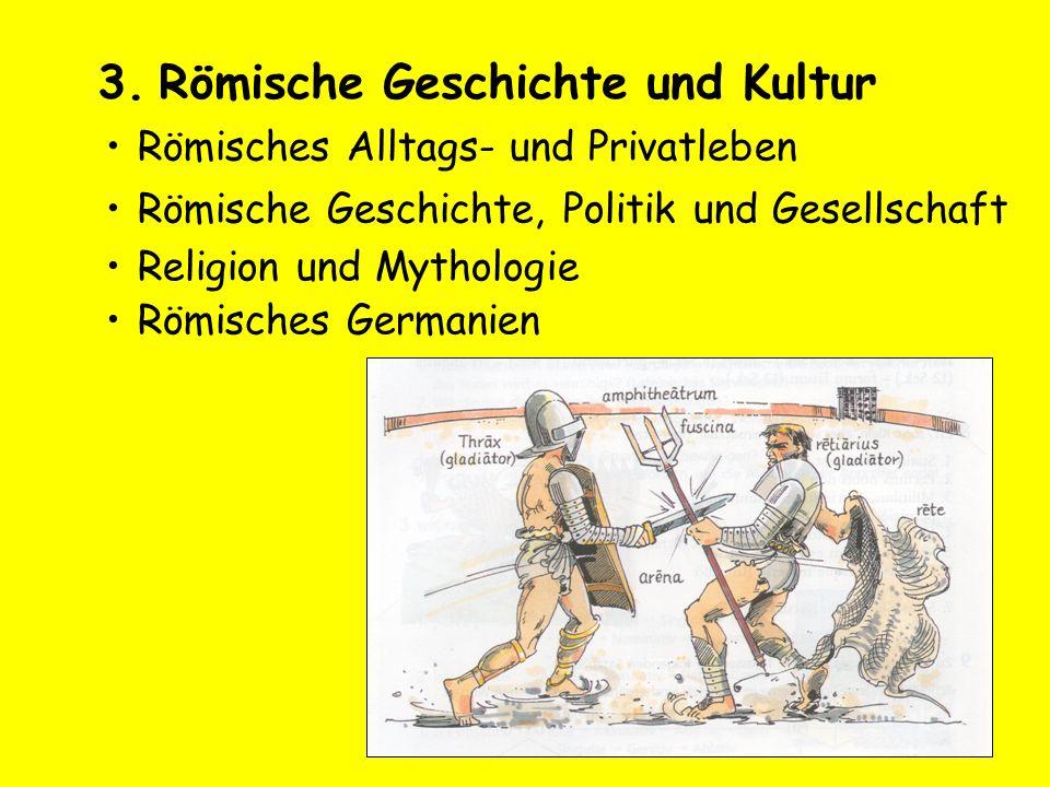 Römische Geschichte und Kultur