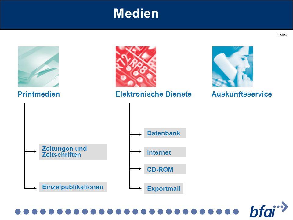 Medien Printmedien Elektronische Dienste Auskunftsservice Datenbank