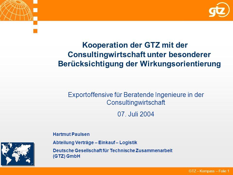 Exportoffensive für Beratende Ingenieure in der Consultingwirtschaft