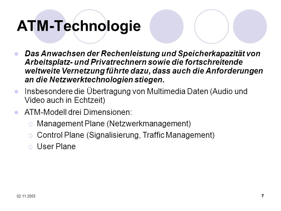 ATM-Technologie