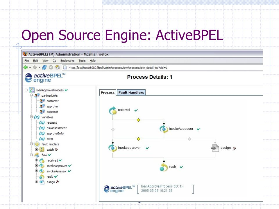Open Source Engine: ActiveBPEL