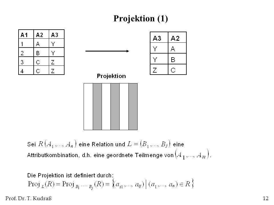 Projektion (1)