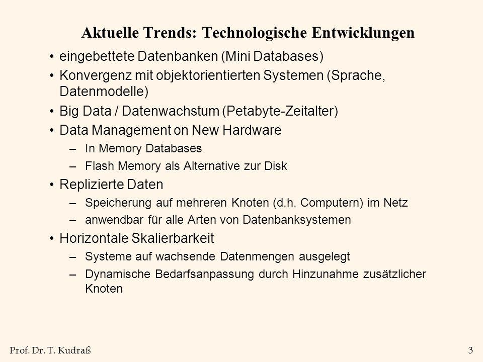 Aktuelle Trends: Technologische Entwicklungen