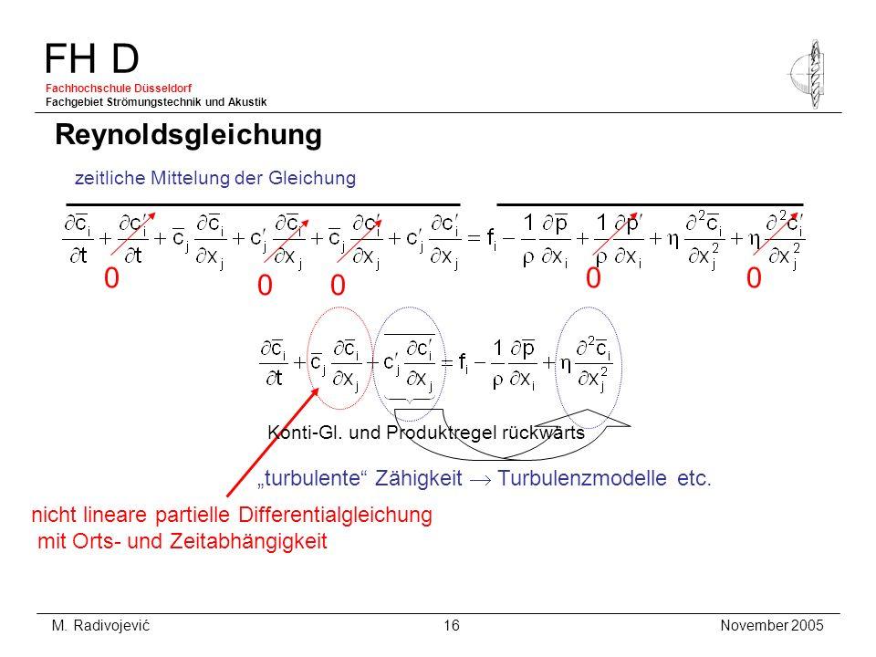 "Reynoldsgleichung ""turbulente Zähigkeit  Turbulenzmodelle etc."