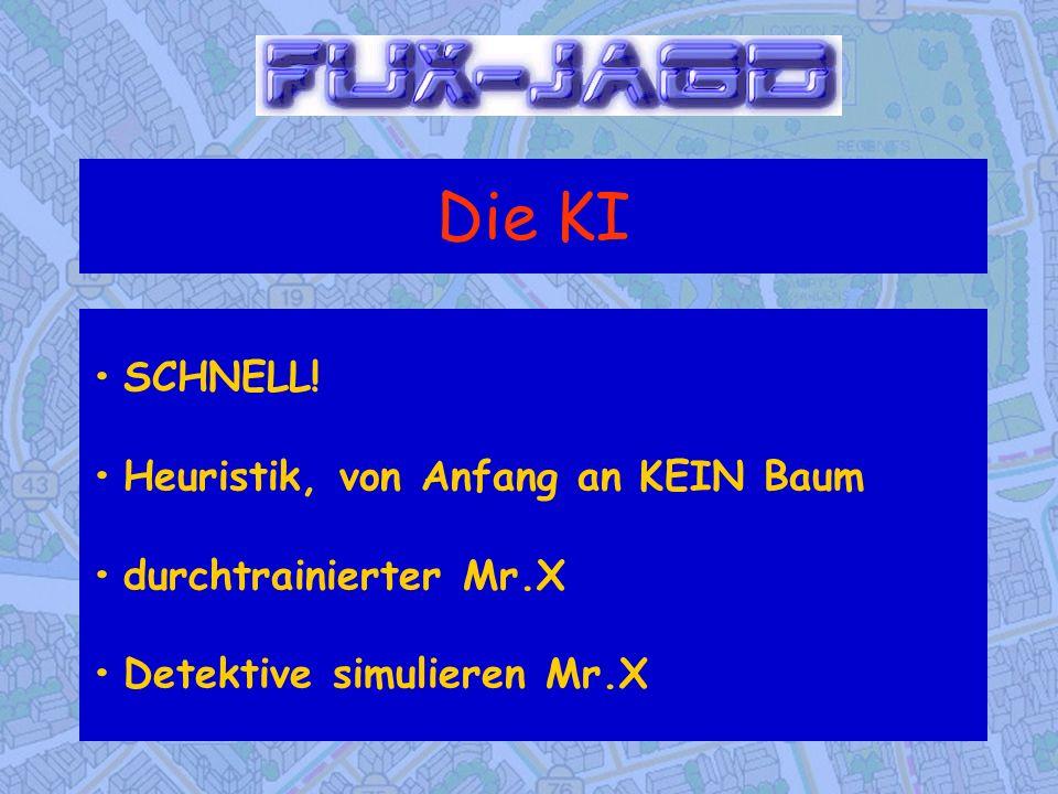 Die KI • SCHNELL.