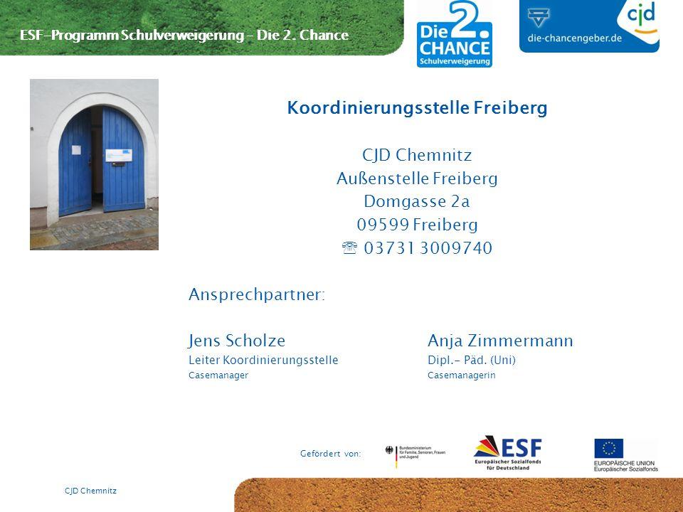 Koordinierungsstelle Freiberg