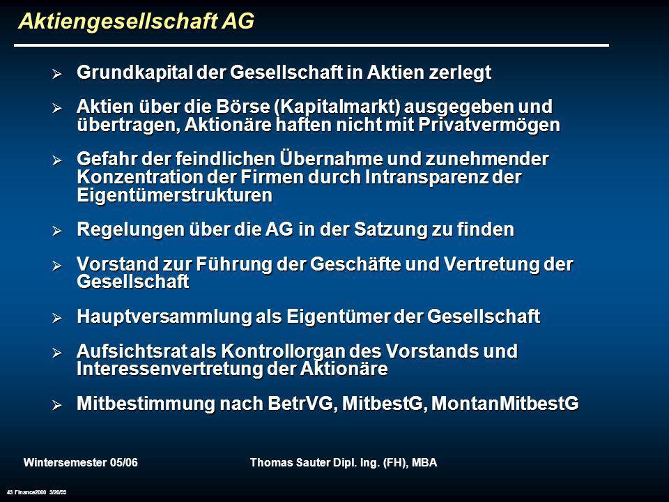 Aktiengesellschaft AG