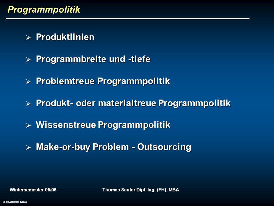 Thomas Sauter Dipl. Ing. (FH), MBA