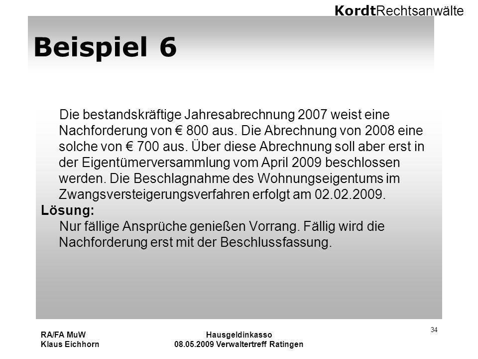 08.05.2009 Verwaltertreff Ratingen