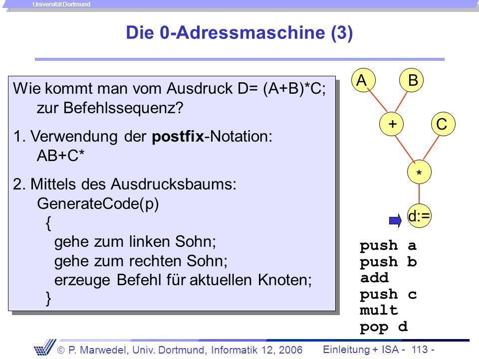 Die 0-Adressmaschine (3)