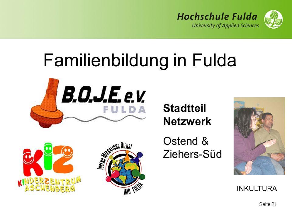 Familienbildung in Fulda