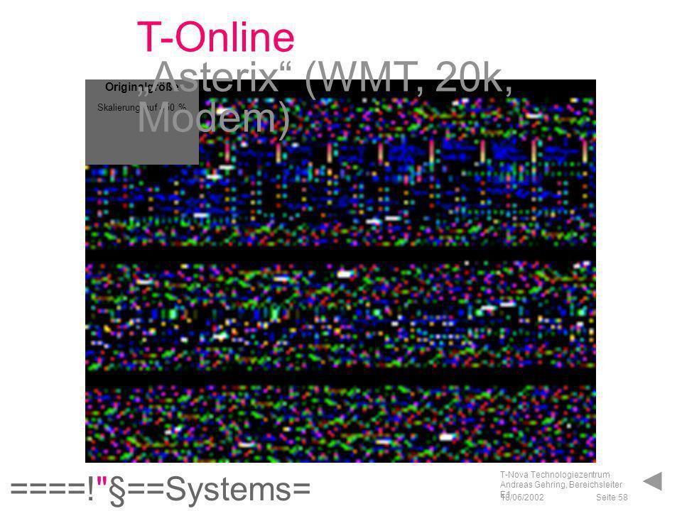 "T-Online ""Asterix (WMT, 20k, Modem)"
