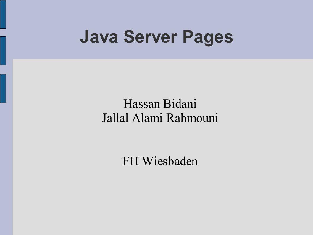 Hassan Bidani Jallal Alami Rahmouni FH Wiesbaden