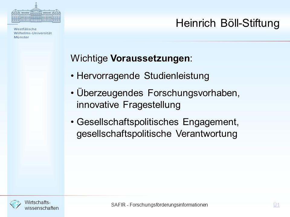 Heinrich Böll-Stiftung