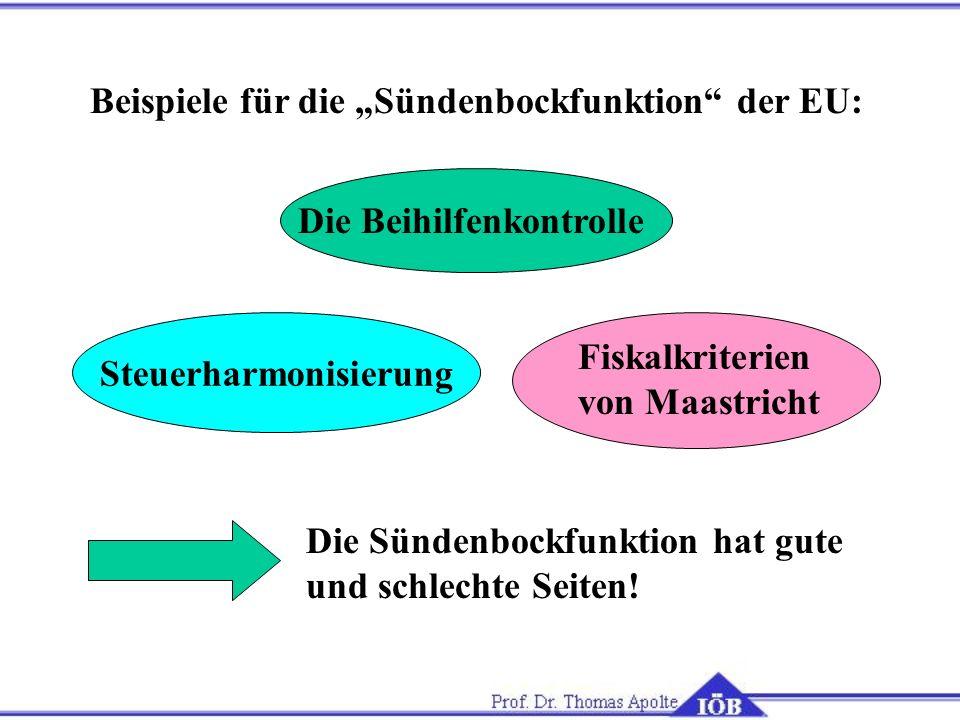 Steuerharmonisierung