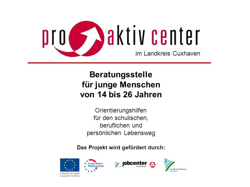 Das Projekt wird gefördert durch: