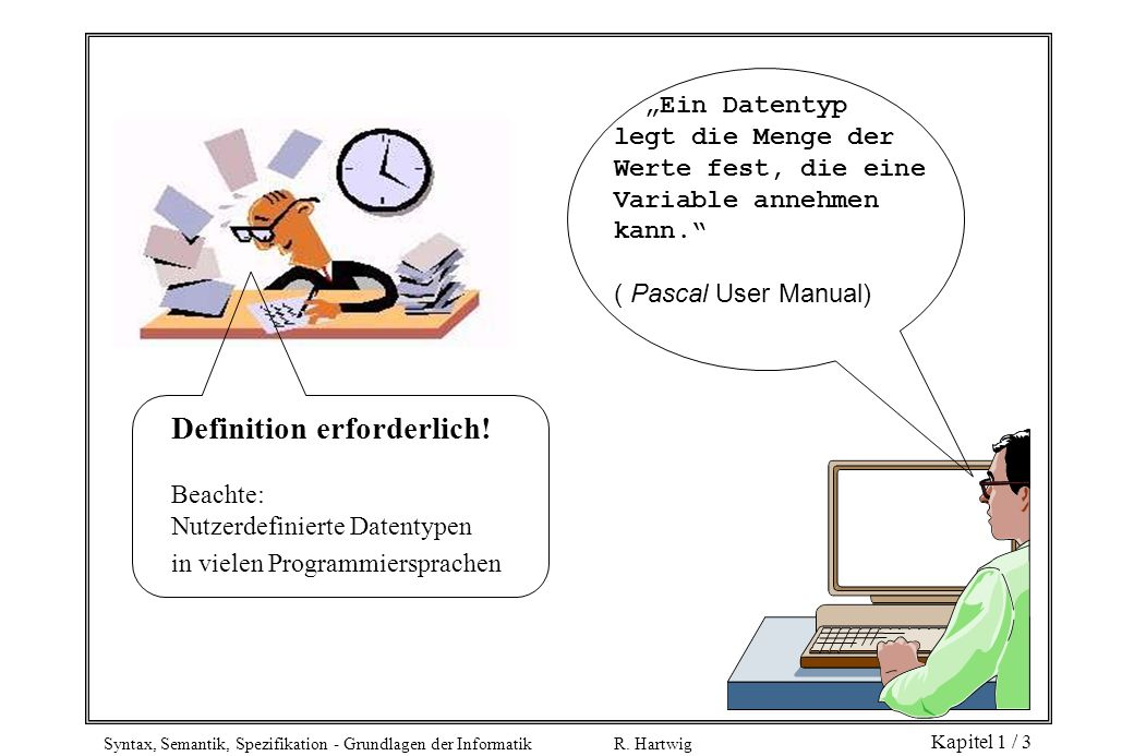 Definition erforderlich!