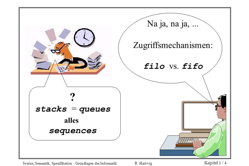 Zugriffsmechanismen: