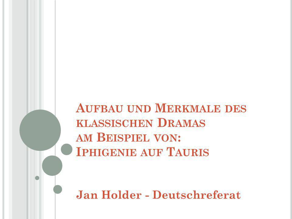 Jan Holder - Deutschreferat