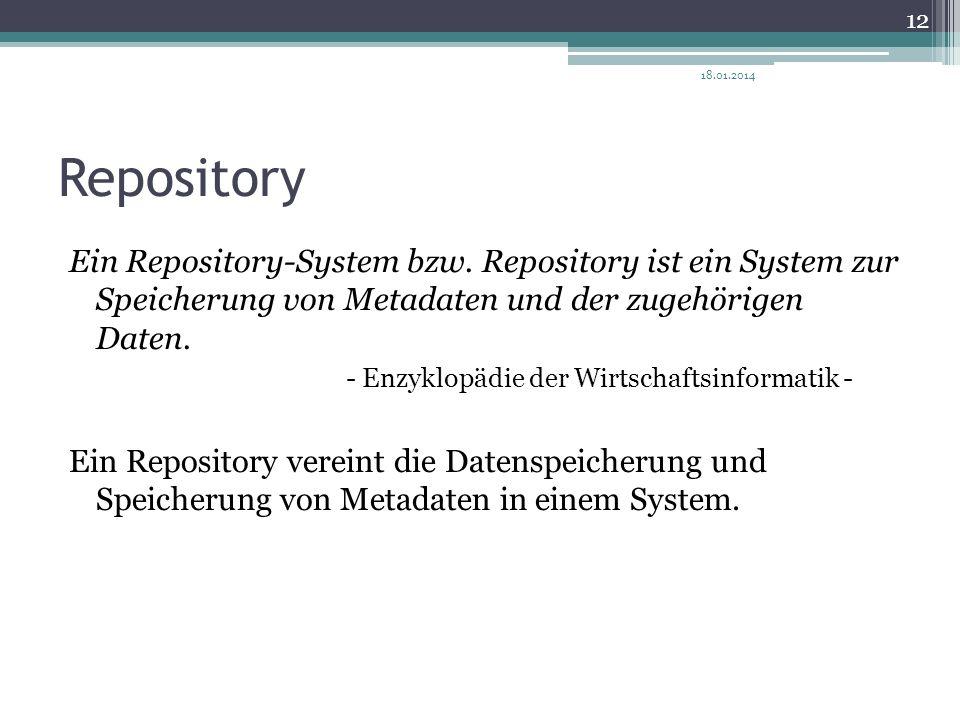 27.03.2017 Repository.