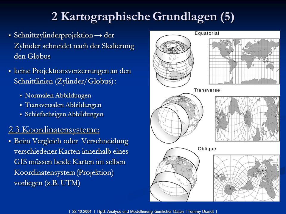 2 Kartographische Grundlagen (5)
